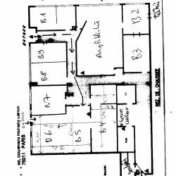 Location Bureau Paris 11ème 20 m²