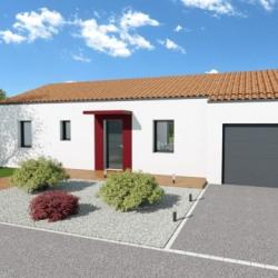 Maison  4 pièces + Terrain  495 m² Sainte-Florence