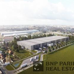 Location Entrepôt Wattrelos 92442 m²