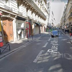 Location Local commercial Paris 8ème 32 m²