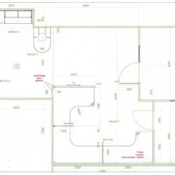 Vente Bureau Bayonne 63 m²