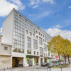 Location Bureau La Plaine Saint Denis 847 m²