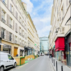 Location Bureau Paris 1er 100 m²