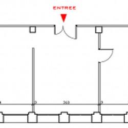 Location Bureau Vénissieux 63 m²