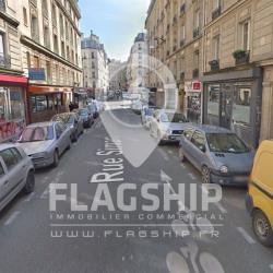 Location Local commercial Paris 18ème 10,39 m²