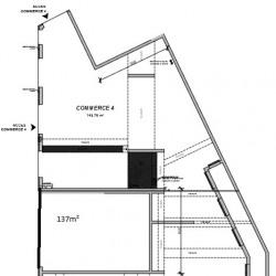 Vente Local commercial Vénissieux 270 m²