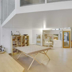 Location Bureau Paris 20ème 331 m²