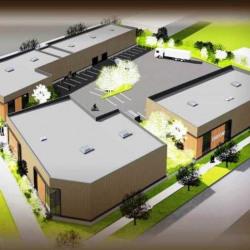Vente Local d'activités Chanteloup-en-Brie 2565 m²