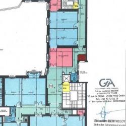 Location Bureau Paris 8ème 895 m²