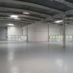 Location Entrepôt Trappes 1501 m²