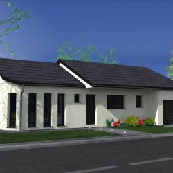 Maison  5 pièces + Terrain  600 m² Sarreguemines