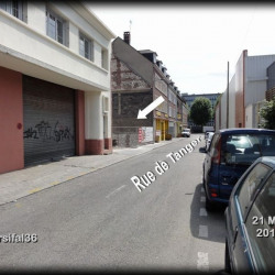 Location Local commercial Rouen 38 m²