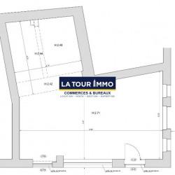 Cession de bail Local commercial Paris 4ème 75 m²