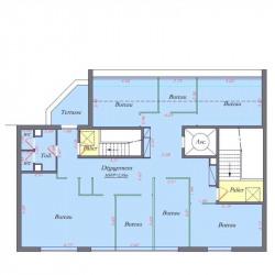 Location Bureau Levallois-Perret 179 m²