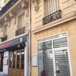 Location Local commercial Paris 16ème 19,22 m²