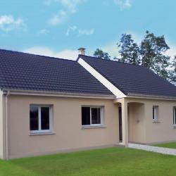 Maison  5 pièces + Terrain  446 m² Boulon