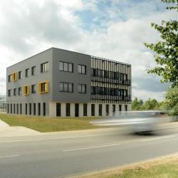 Location Bureau Isneauville 2067 m²