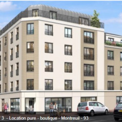 Location Local commercial Montreuil (93100)