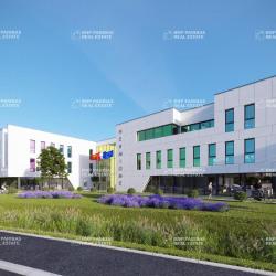 Location Bureau Saint-Martin-du-Vivier 1636 m²