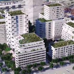 Location Bureau Marseille 15ème 5371 m²