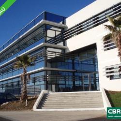 Location Bureau Montpellier 23 m²
