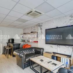 Location Bureau Montrouge 968 m²