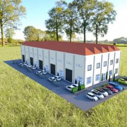 Location Local d'activités Pontcharra 1250 m²