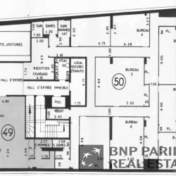 Location Bureau Paris 15ème 300 m²