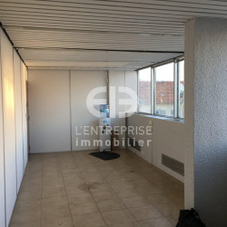Location Bureau Nice 28 m²