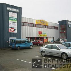 Location Bureau Sausheim 131 m²