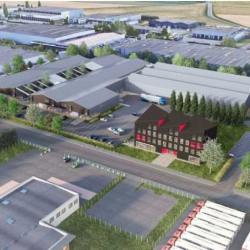 Vente Local d'activités Lesquin 7889 m²
