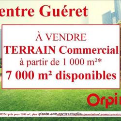 Vente Terrain Guéret 7000 m²