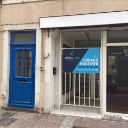 Location Local commercial Châteauroux 25 m²