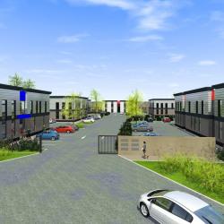 Vente Local d'activités Serris 1662 m²
