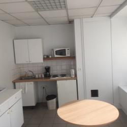 Location Bureau Rouen 59 m²