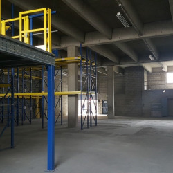 Location Entrepôt Ivry-sur-Seine 1000 m²