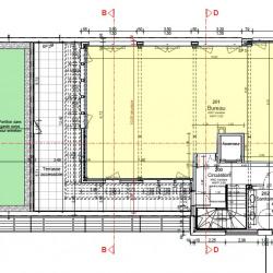 Location Bureau Chambéry 150 m²