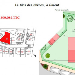 Maison  4 pièces + Terrain  470 m² Gimont