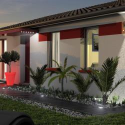Maison  4 pièces + Terrain  507 m² Saint-Paul-Lès-Dax