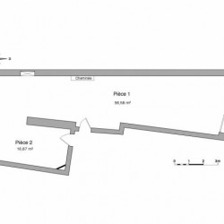 Location Local commercial Béziers 73 m²