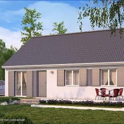 Maison  4 pièces + Terrain  220 m² Casson