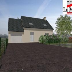 Maison  5 pièces + Terrain   m² La Rochelle-Normande