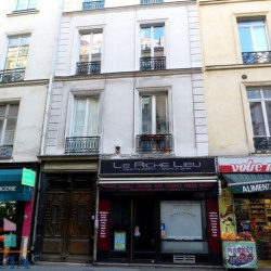 Vente Local commercial Paris 1er