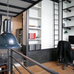 Location Bureau Paris 18ème 34 m²