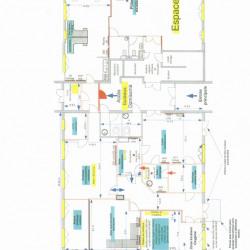 Location Bureau Quetigny 316 m²