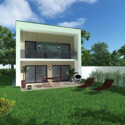 Maison  5 pièces + Terrain  605 m² Blois