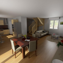 Maison  5 pièces + Terrain  329 m² Guidel