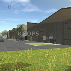 Vente Local d'activités Deyme 7500 m²