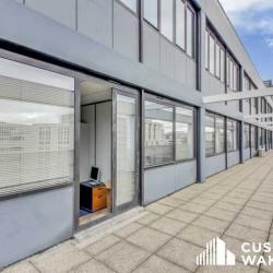 Location Bureau Paris 13ème 416 m²
