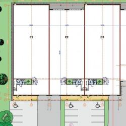 Location Entrepôt Collégien 550 m²